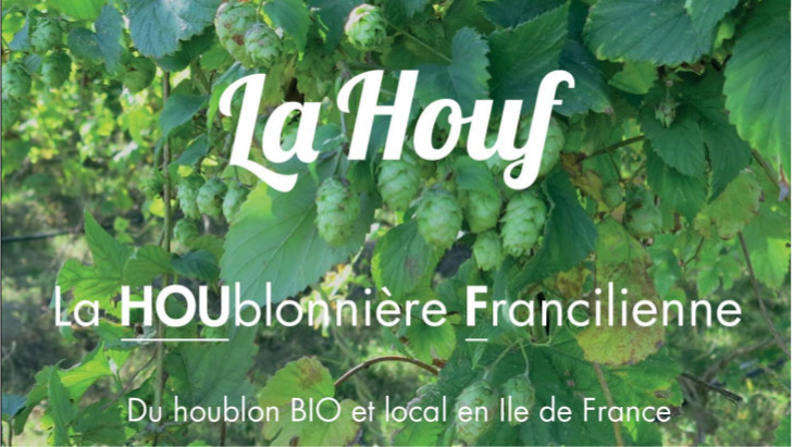 Du Houblon Bio et local en Ile de France: La Houf