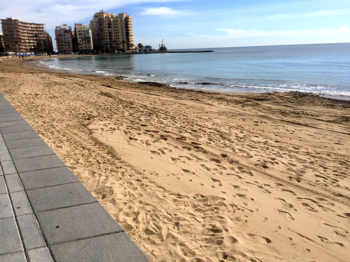 Location plages torrevieja
